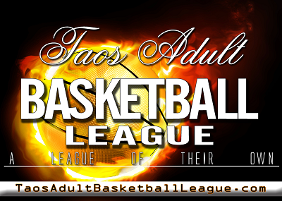 Taos Adult Basketball League